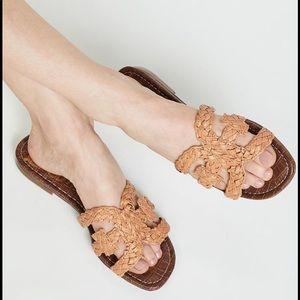 NWT San Edelman Beckie Slide Sandals